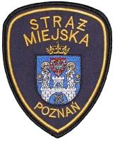 Straż Miejska w Poznaniu  Foto: Straż Miejska w Poznaniu