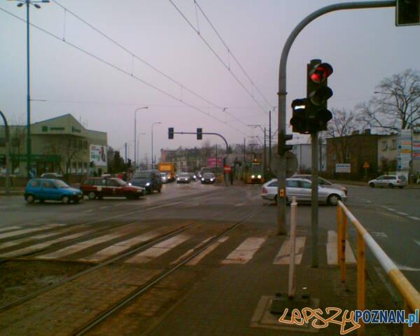 skrzyżowanie Grunwaldzka, Bułgarska, taczanowskiego  Foto:
