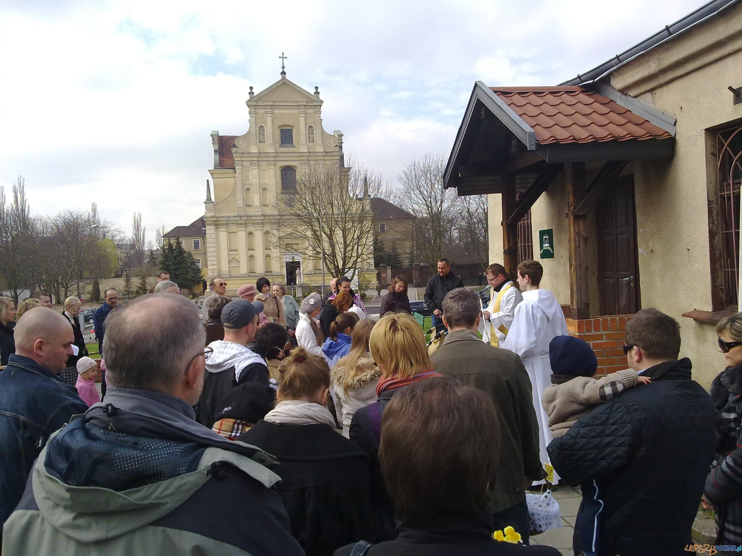 Święconka u Św. Wojciecha  Foto: lepszyPOZNAN.pl / td