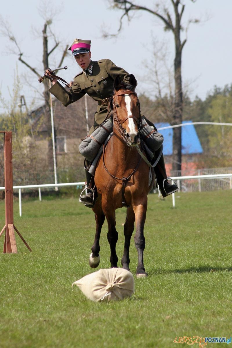 Dni Ułana – Konkurs władania lancą 24.04.2010 r.  Foto: Piotr Rychter
