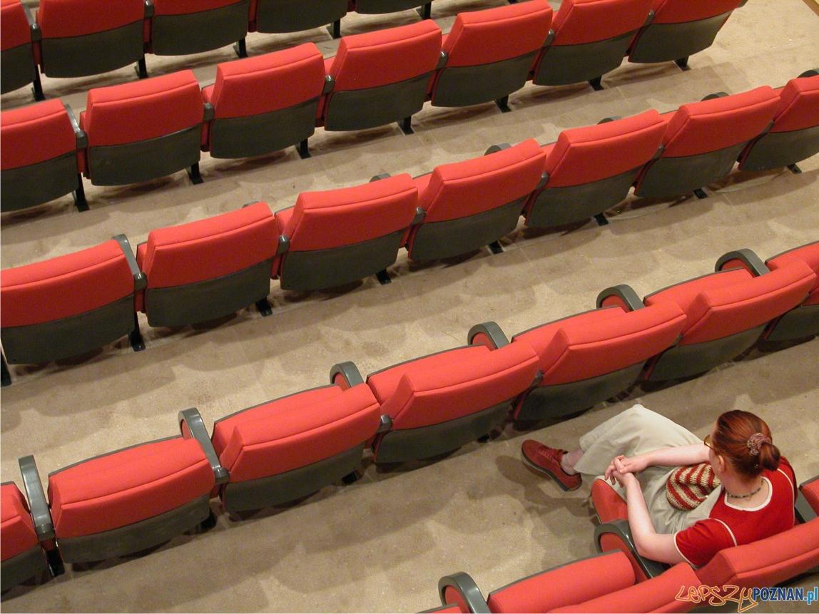 foto: sxc - widownia teatru  Foto: