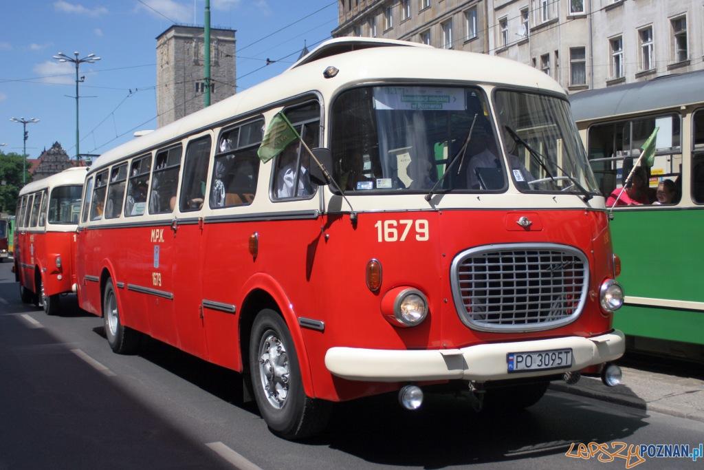 130 lat MPK w Poznaniu  Foto: lepszyPOZNAN.pl / Paweł Rychter