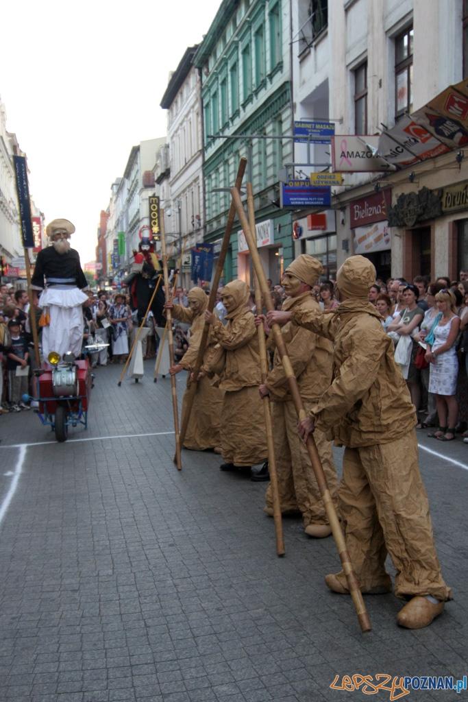 Festiwal Malta – dzień piaty 29.06.2010 r. - TEATRO DUE MONDI - Oriente  Foto: Piotr Rycter