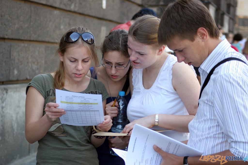 Gra Miejska - etap pierwszy 5.06.2010 r.  Foto: lepszyPOZNAN.pl / Piotr Rychter