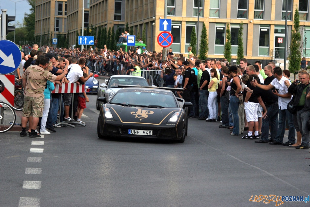 Gran Turismo Polonia - Poznań Malta 25.07.2010  Foto: Paweł Rychter