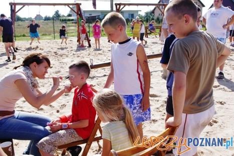 Nowy plac zabaw w Golęczewie  Foto: Gmina Suchy Las