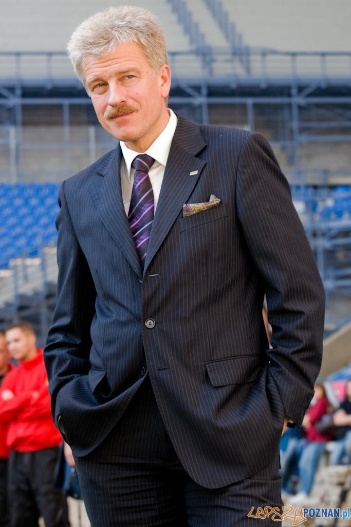 Ryszard Grobelny Prezydent Miasta Poznania - 1.09.2010 r  Foto: lepszyPOZNAN.pl / Piotr Rychter