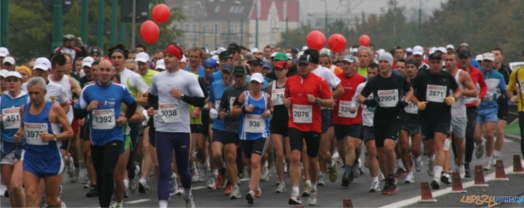 10 maraton  Foto: lepszyPOZNAN