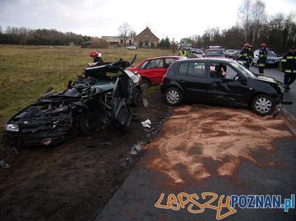 weekend na wielkopolskich drogach  Foto: KWP POZNAŃ