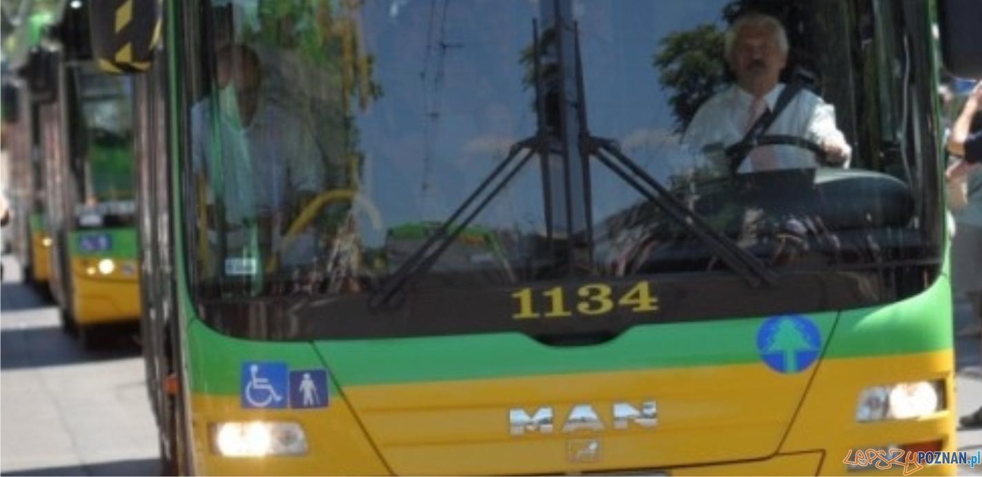 autobus  Foto: lepszyPOZNAN