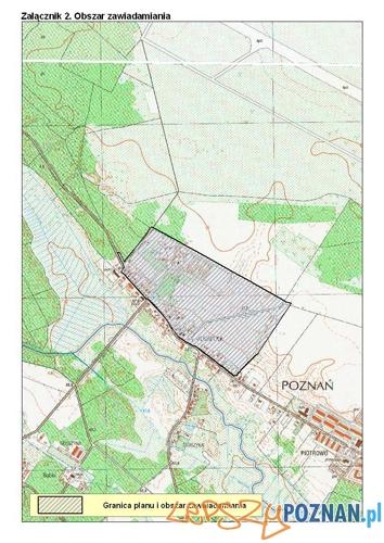 Rejon dawnego folwarku Głuszyna  Foto: MPU