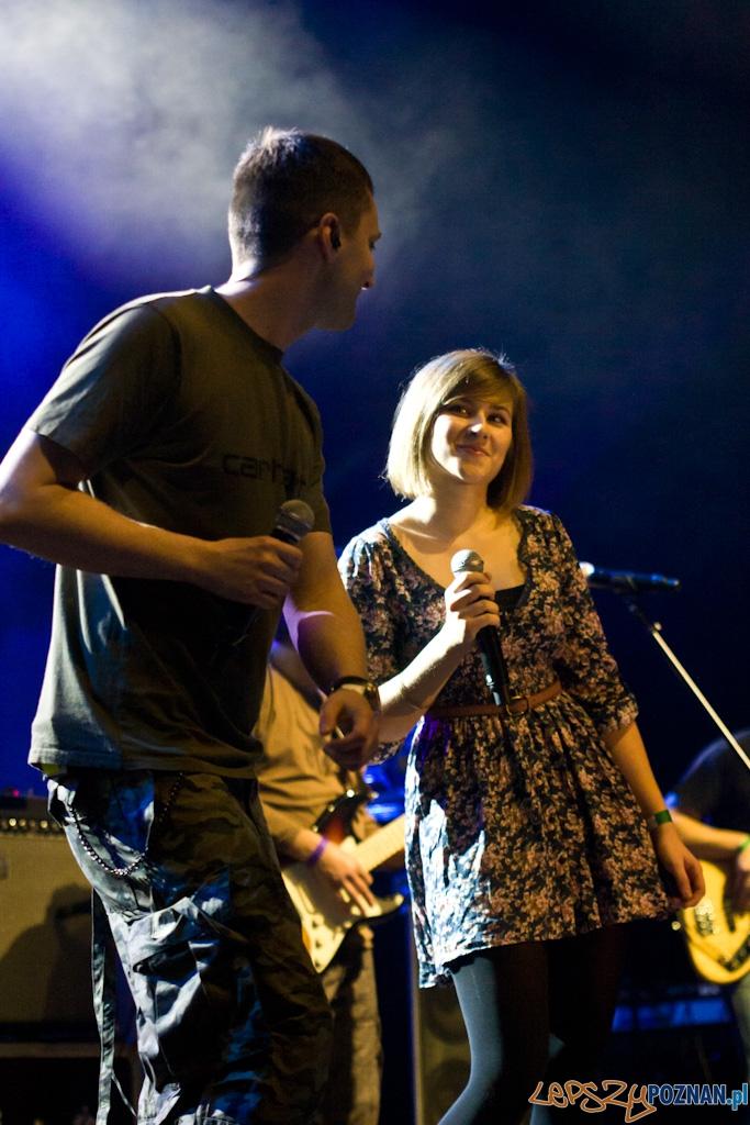 Indios Bravos Music Meeting - Indios Bravos z Zuzą  Foto: Piotr Rychter