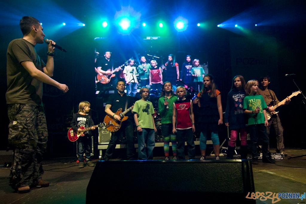 Indios Bravos Music Meeting - Indios Bravos gościnnie Litza i Arka Noego  Foto: Piotr Rychter