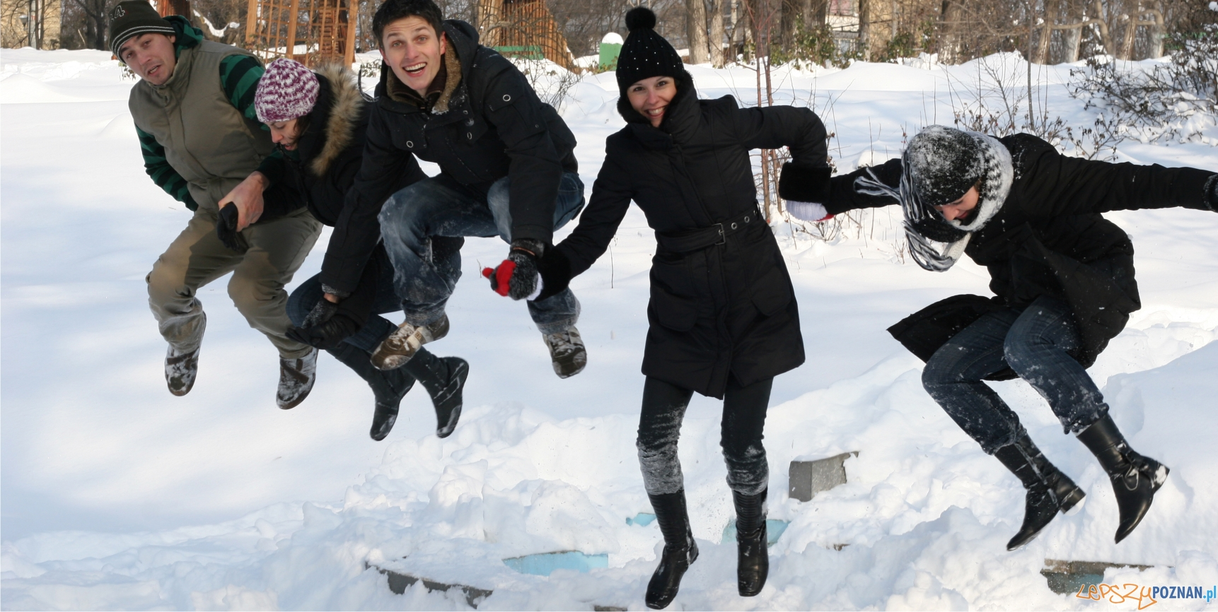 na sniegu  Foto: sxc