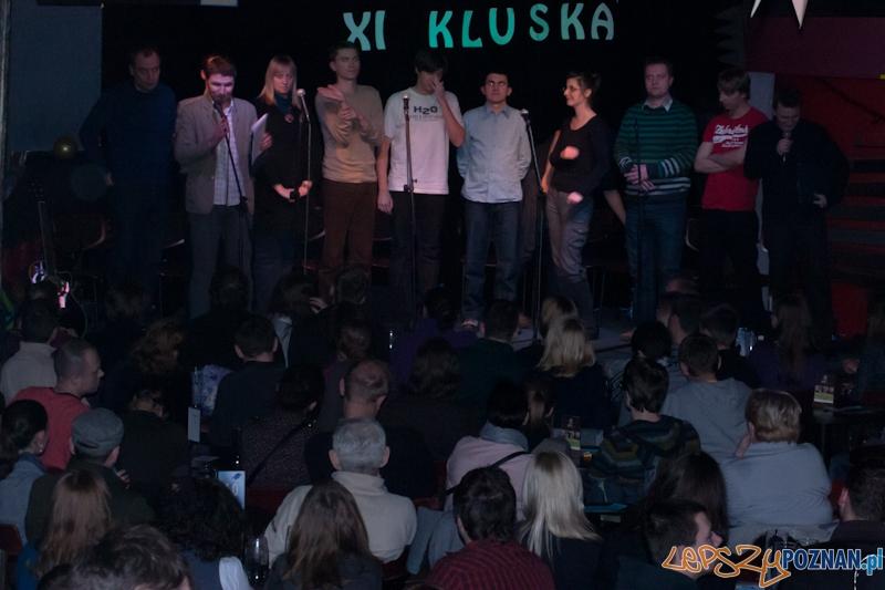 XI Kluska kabaretowa w Blue Note - 25.01.2011 r.  Foto: lepszyPOZNAN.pl / Paweł Rychter