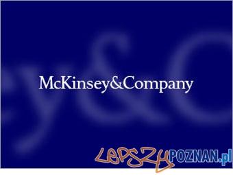mckinsey logo  Foto: mckinsey logo