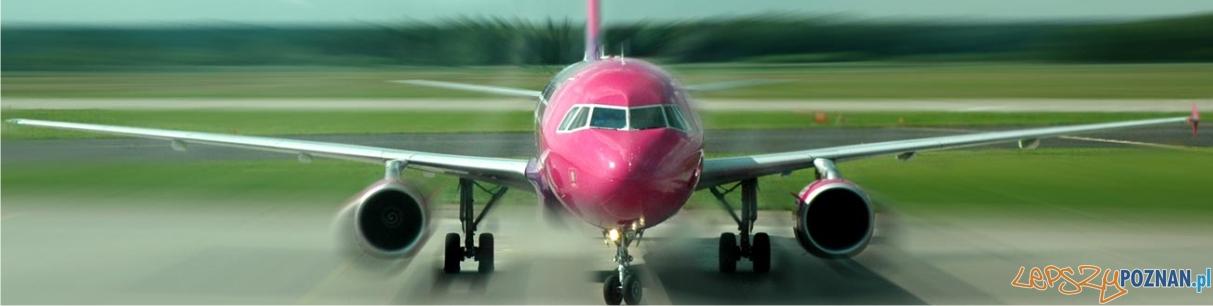 panorama samolot wizzair2  Foto: wizzair/lepszyPOZNAN