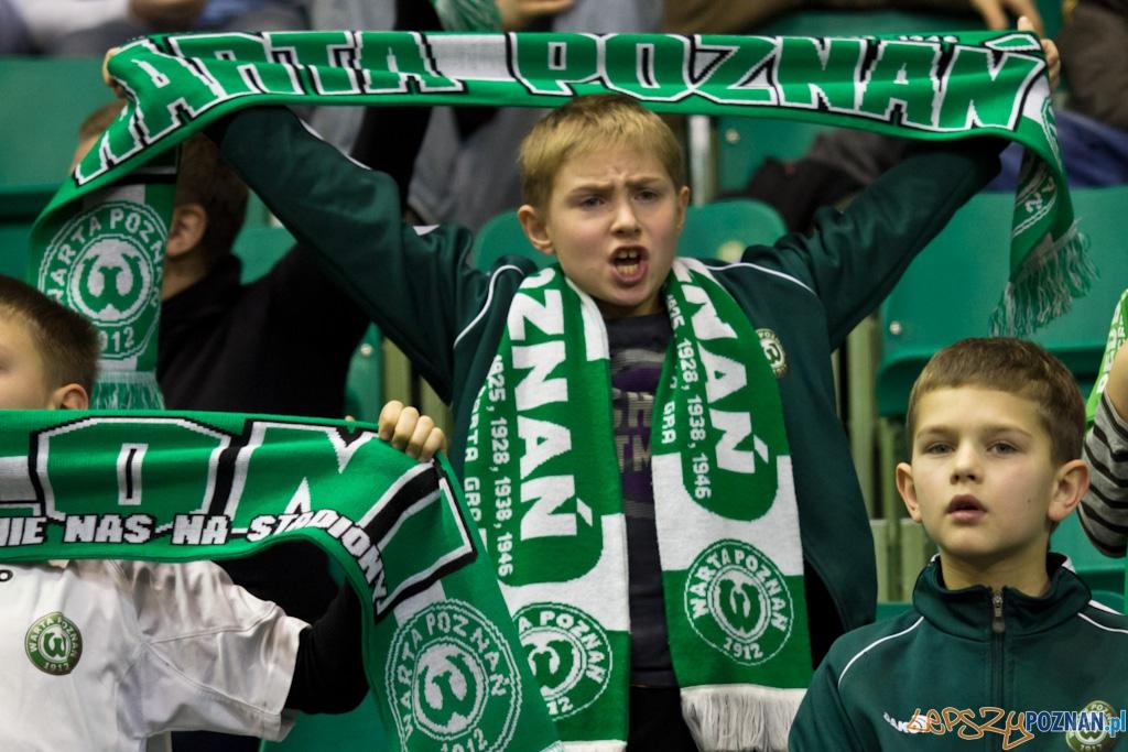 Remes Cup Extra - Arena 15.01.2011 r.  Foto: lepszyPOZNAN.pl / Piotr Rychter