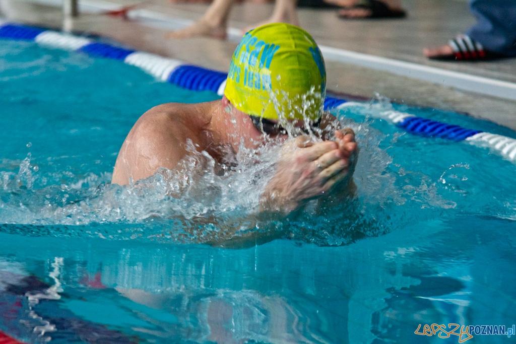 XI otwarte integracyjne Mistrzostwa Wielkopolski w pływaniu MASTERS  Foto: lepszyPOZNAN.pl / Piotr Rychter