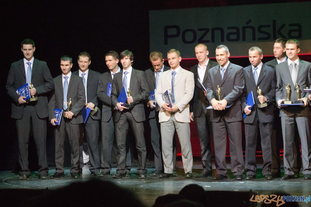 Poznańska Gala Sportu  Foto: lepszyPOZNAN.pl / Piotr Rychter