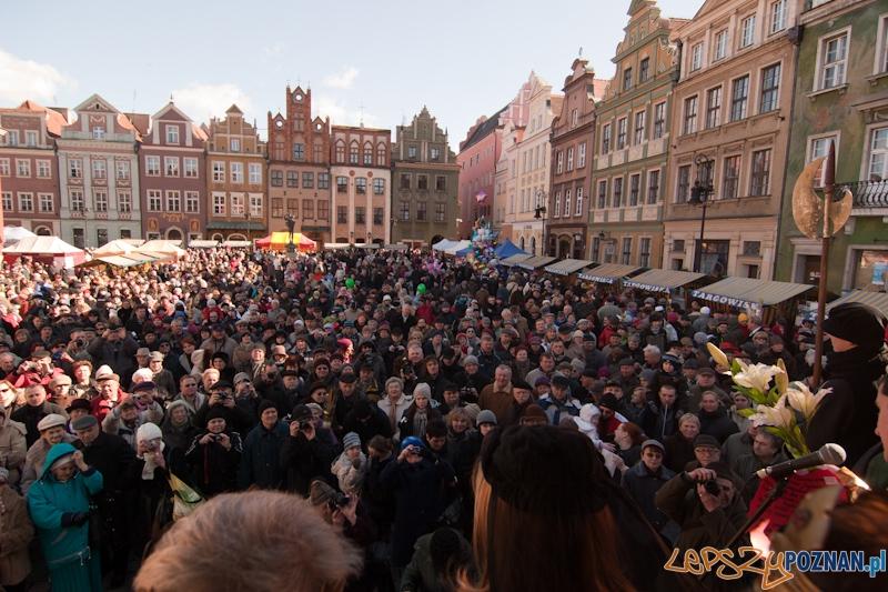 Kaziuki na Starym Rynku w Poznaniu  Foto: LepszyPOZNAN.pl / Pawe³ Rychter