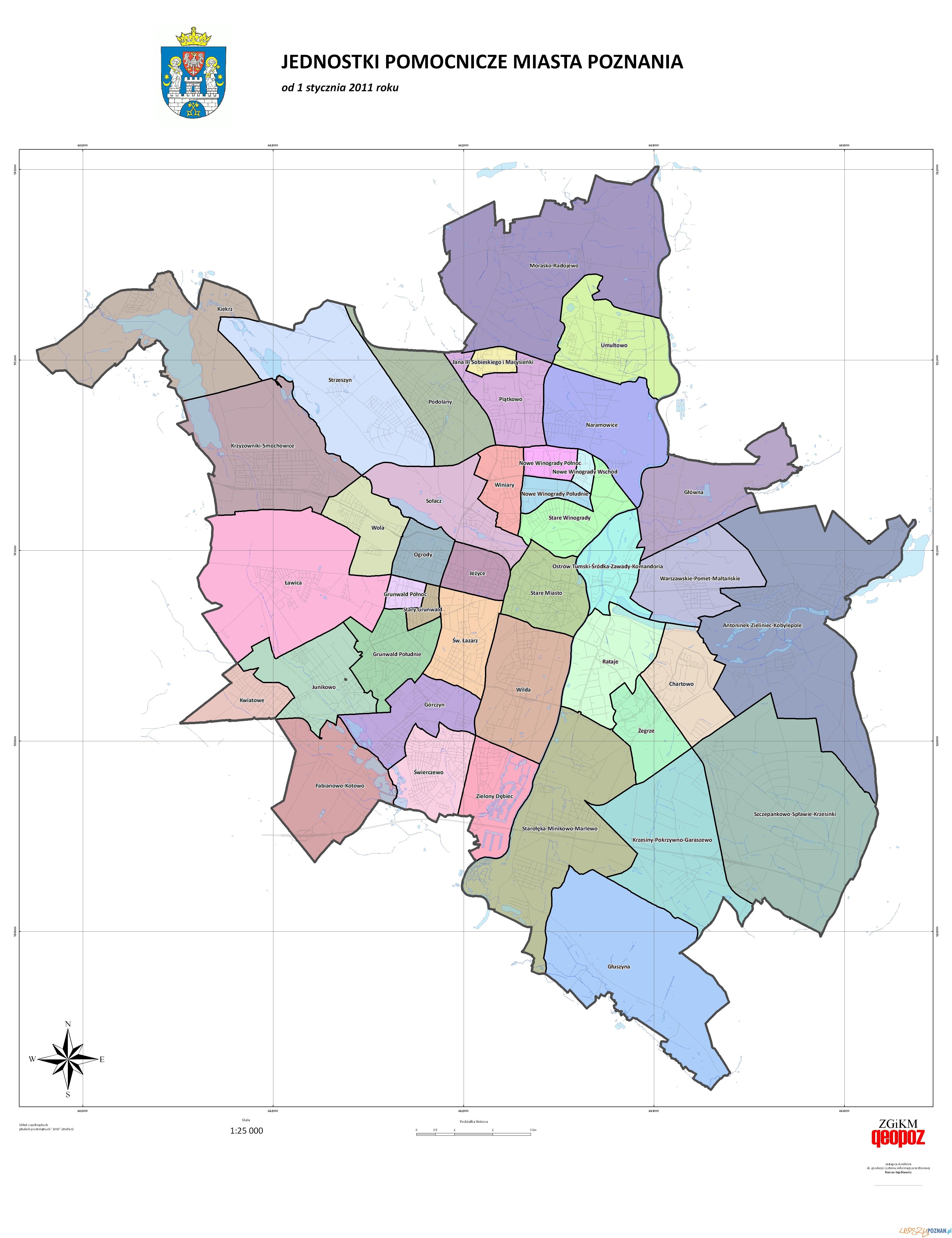 Wybory do rad osiedli  Foto: UMP