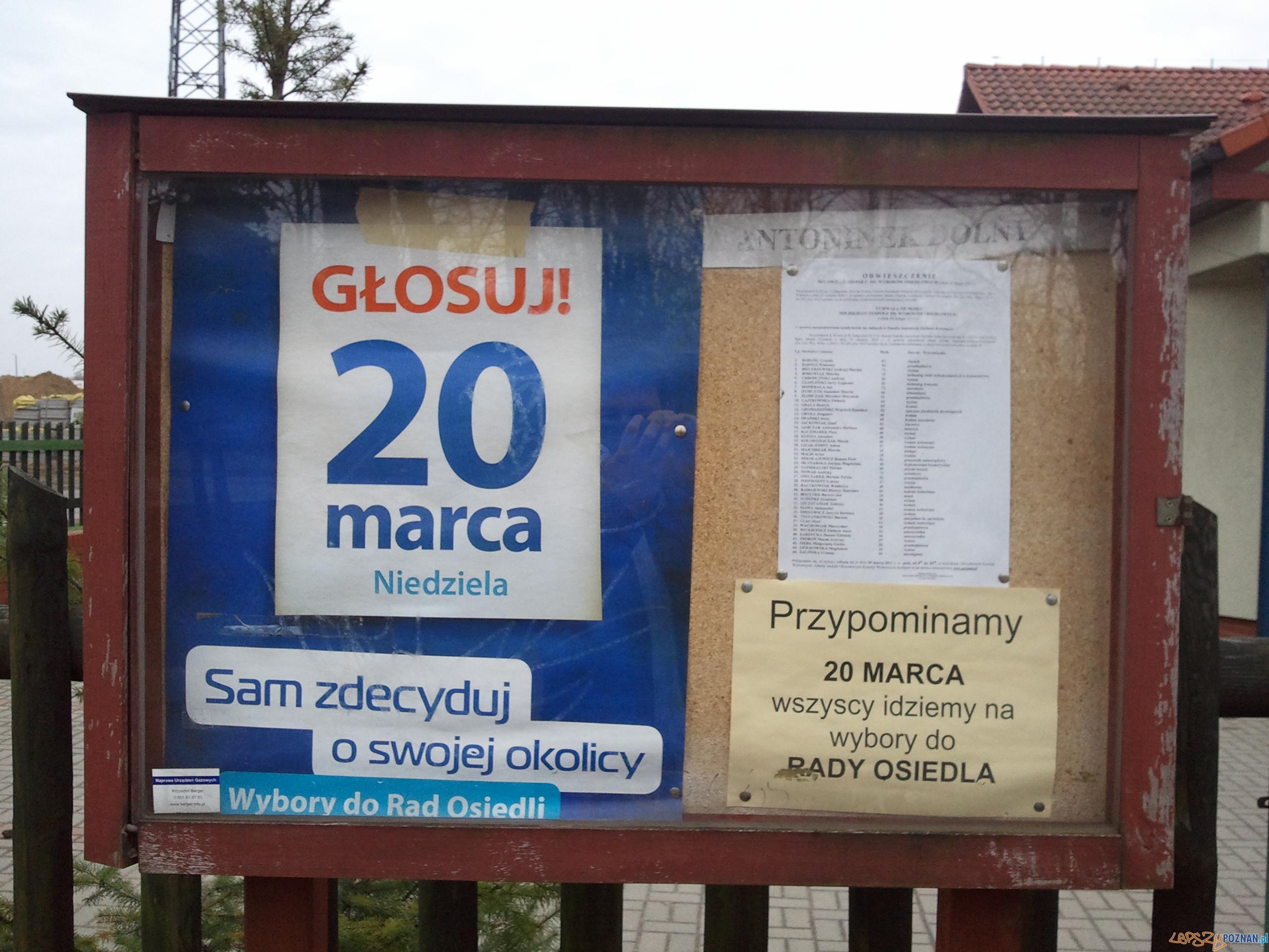 Właśnie tutaj mogłyby zawisnąć komunikaty ostrzegające o braku prądu  Foto: lepszyPOZNAN.pl / in-door