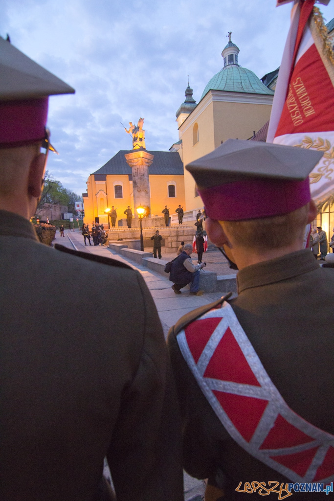 Dni Ułana 2011 - Capstrzyk  Foto: lepszyPOZNAN.pl / Piotr Rychter