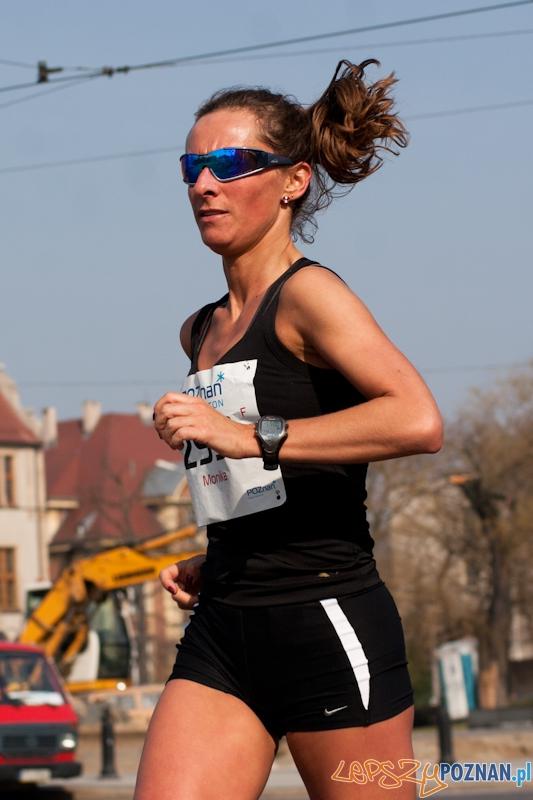 IV pó³maraton - 3.04.2011 r.  Foto: LepszyPOZNAN.pl / Pawe³ Rychter