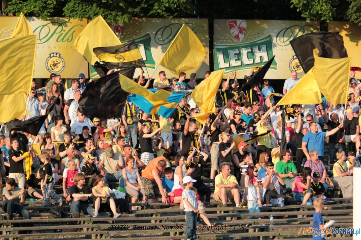 PSŻ Lechma Poznań - Start Gniezno - 22.05.2011 r.  Foto: Tomasz Nowak