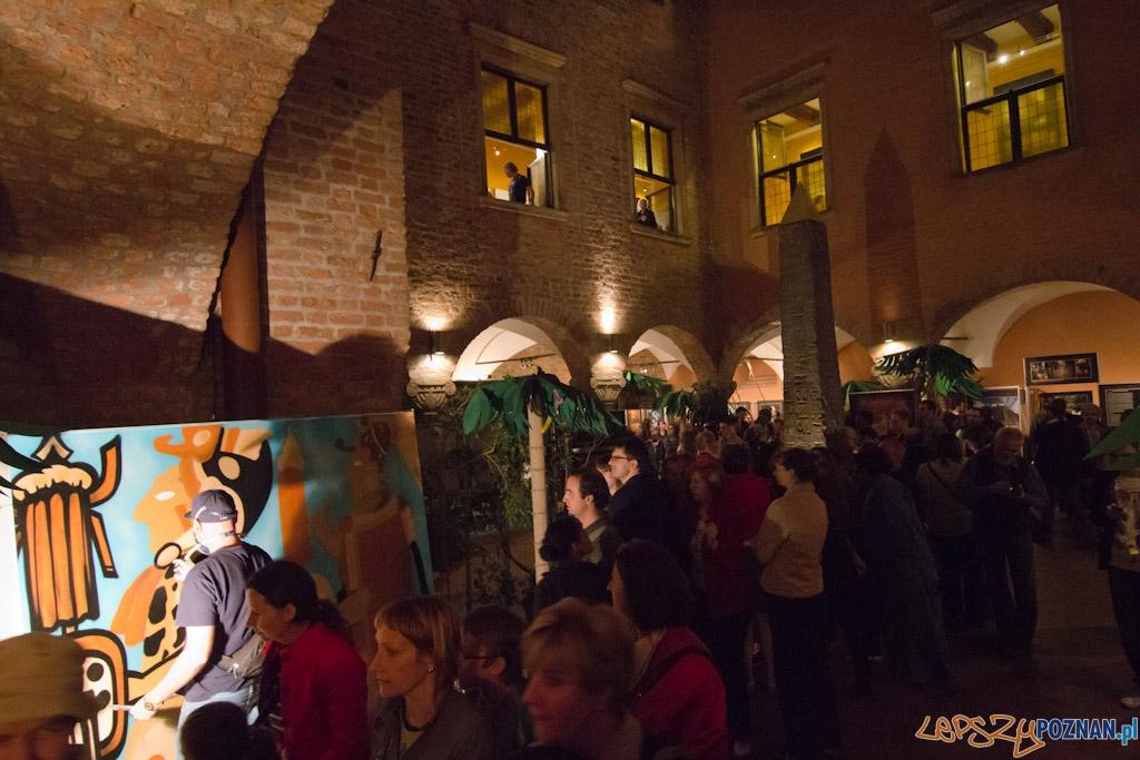 Noc Muzeów 2011 - Muzeum Archeologiczne  Foto: lepszyPOZNAN.pl / Piotr Rychter