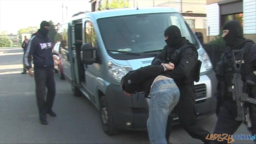 Pierwsze zatrzymania po burdach w Bydgoszczy  Foto: KWP
