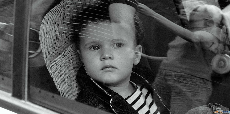 dziecko w samochodzie fotelik samochodowy  Foto: sxc