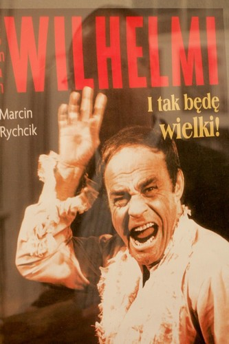 Roma Wilhelmi - plakat  Foto: romanwilhelmi.pl