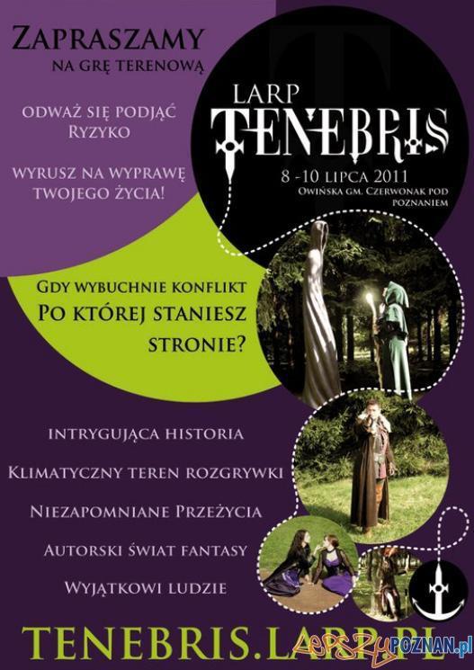 LARP Tenebris w Owińskach  Foto: Stowarzyszenie Tenebris