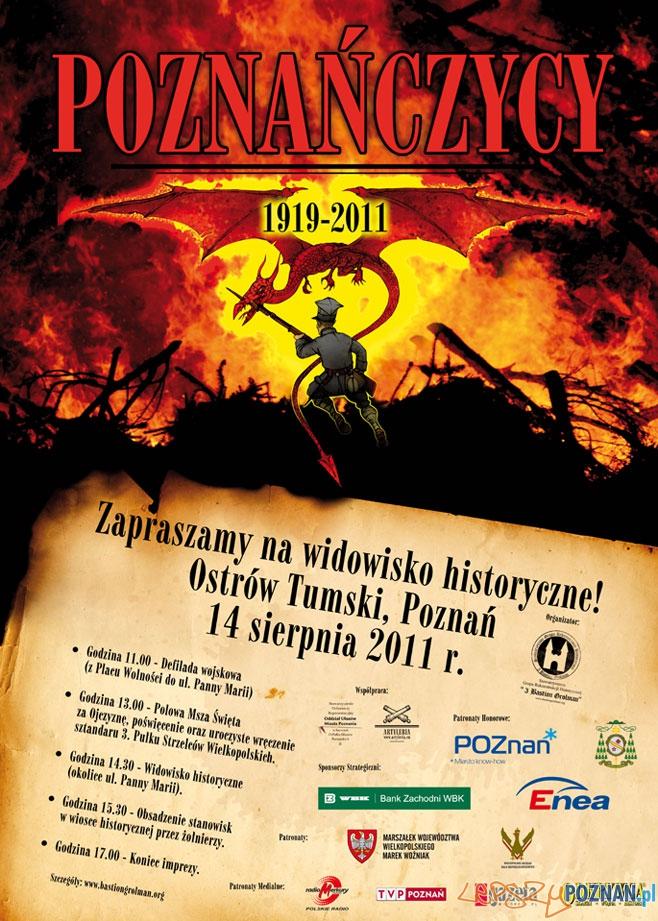 Poznańczycy 1919-2011  Foto: