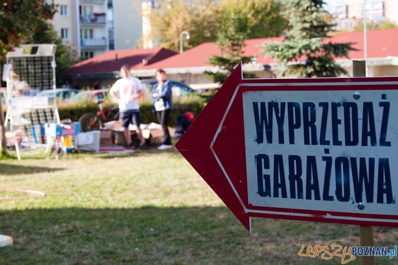I Wyprzedaż Garażowa - Poznań 24.09.2011 r.  Foto: LepszyPOZNAN.pl / Paweł Rychter