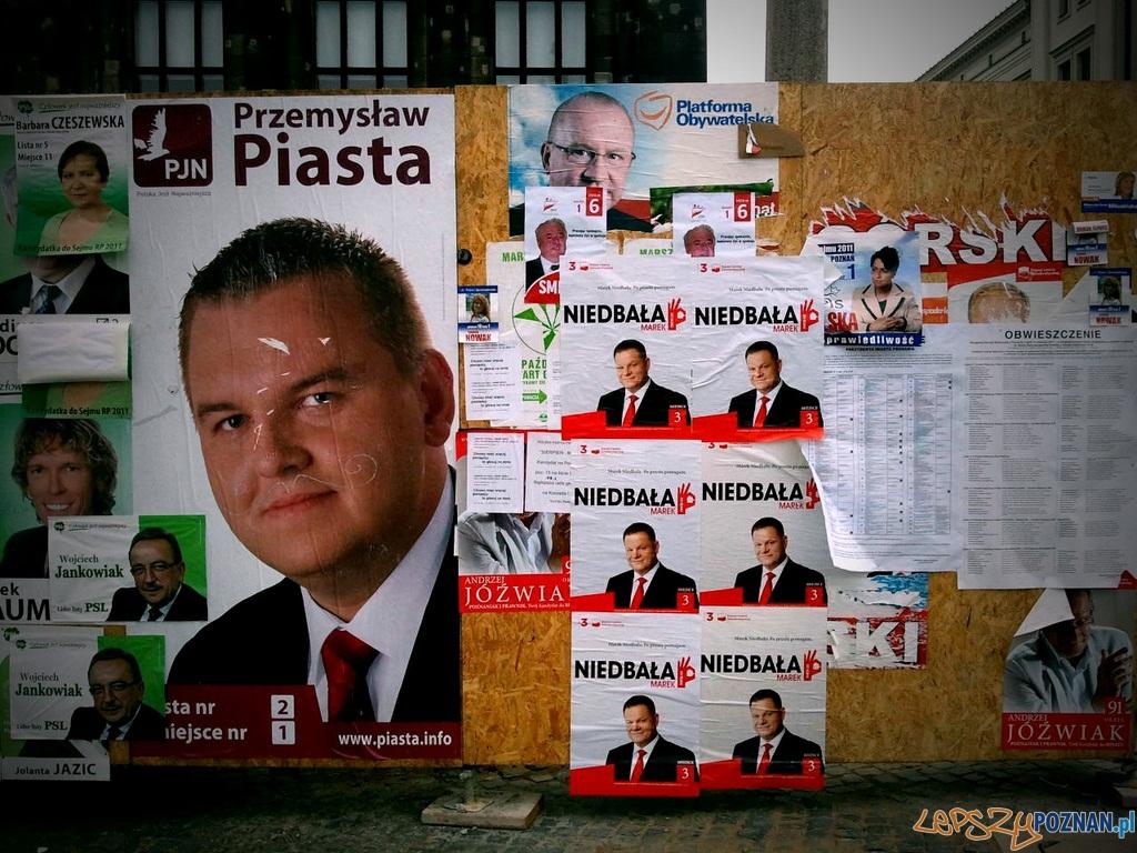 Polityka od frontu i od zaplecza  Foto: lepszyPOZNAN.pl / ag