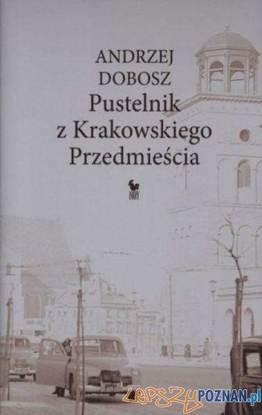 Pustelnik z Krakowskiego Przedmieścia  Foto: