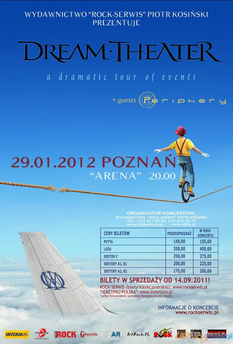 Plakat koncertu  Foto: