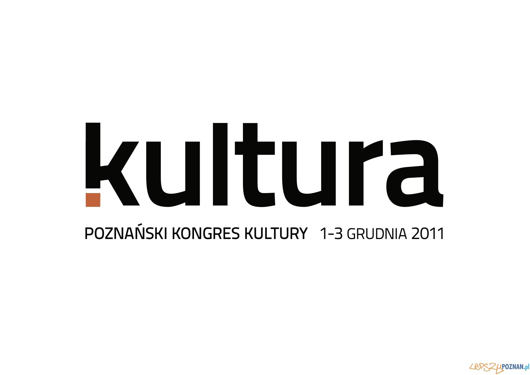 Poznański Kongres Kultury  Foto: Poznański Kongres Kultury