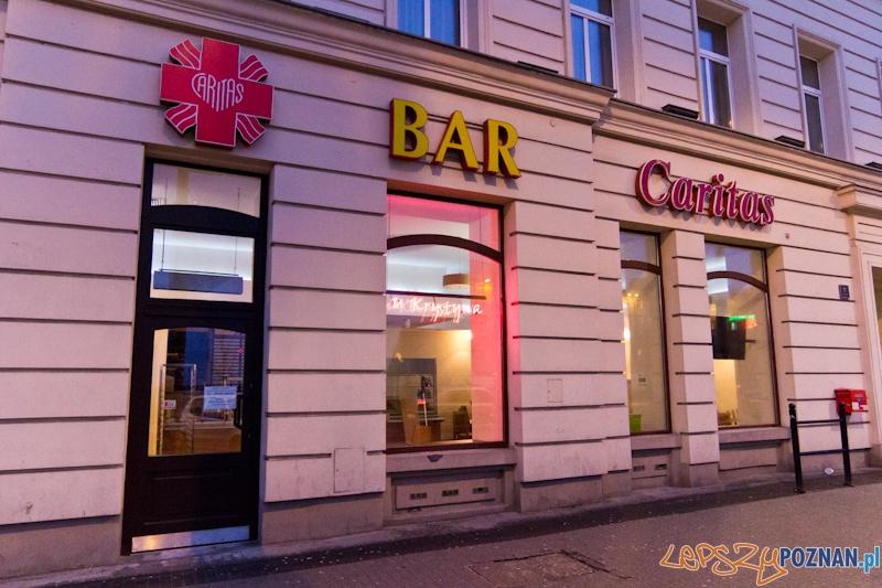 Bar Caritas w nowej szacie  Foto: lepszyPOZNAN.pl / Piotr Rychter
