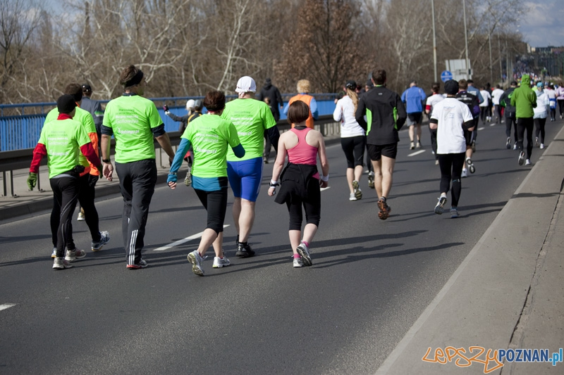 5 Poznań Półmaraton  Foto: Ewelina Gutowska