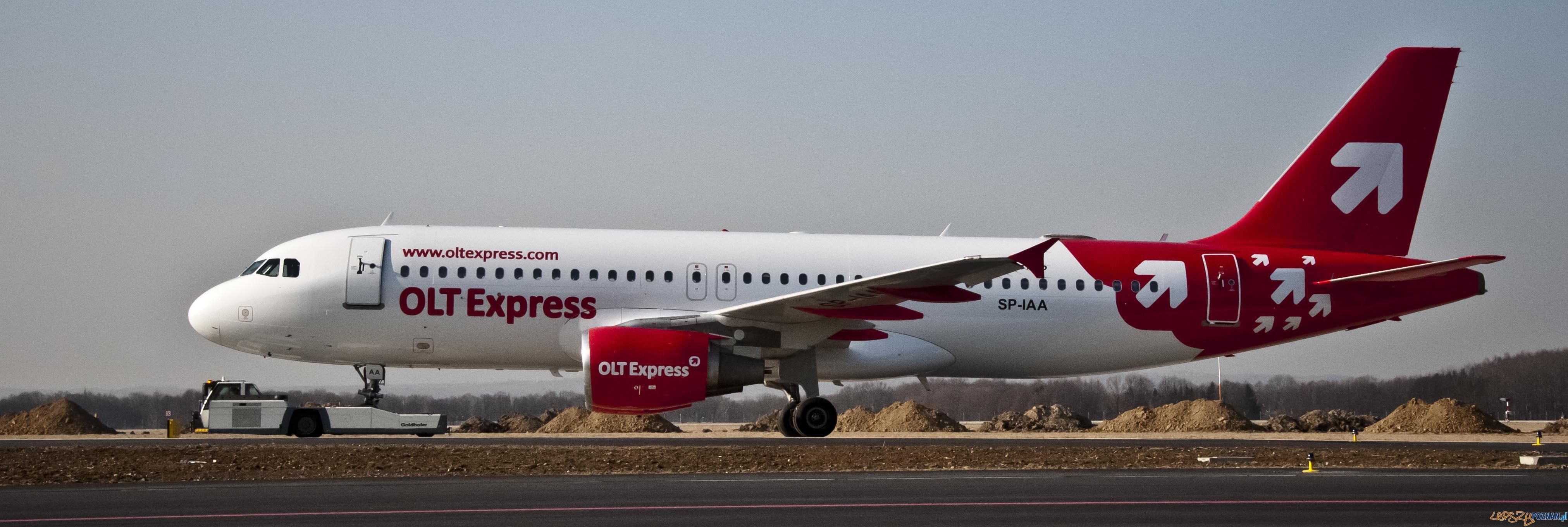 OLT_Express_Airbus_5  Foto: JACEK LYCZBA