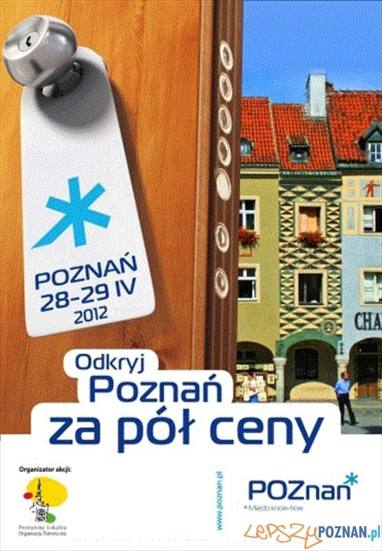 Poznań za pół ceny 2012  Foto: Poznań za pół ceny 2012