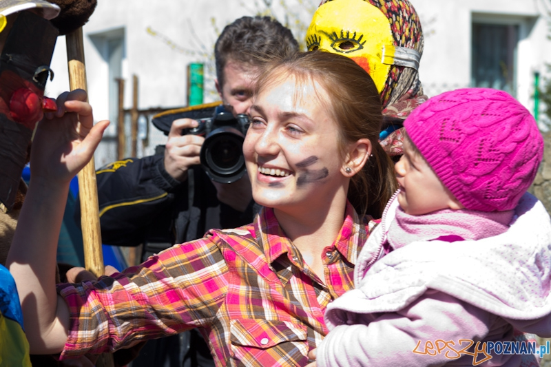 Żandary na Ławicy  Foto: lepszyPOZNAN.pl / Piotr Rychter