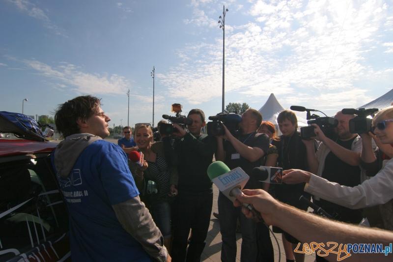 Poznań Traffic Race 2012  Foto: lepszyPOZNAN.pl / Paweł Rychter