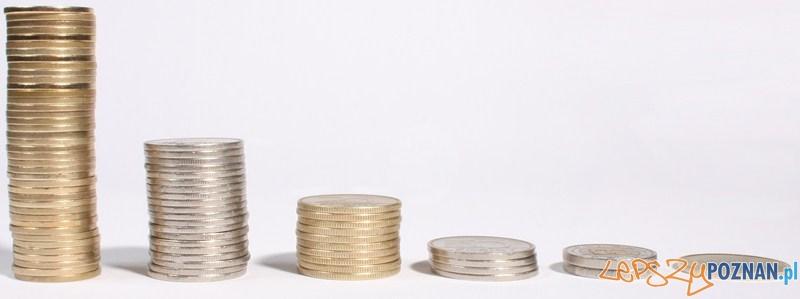 monety wykres  Foto: sxc