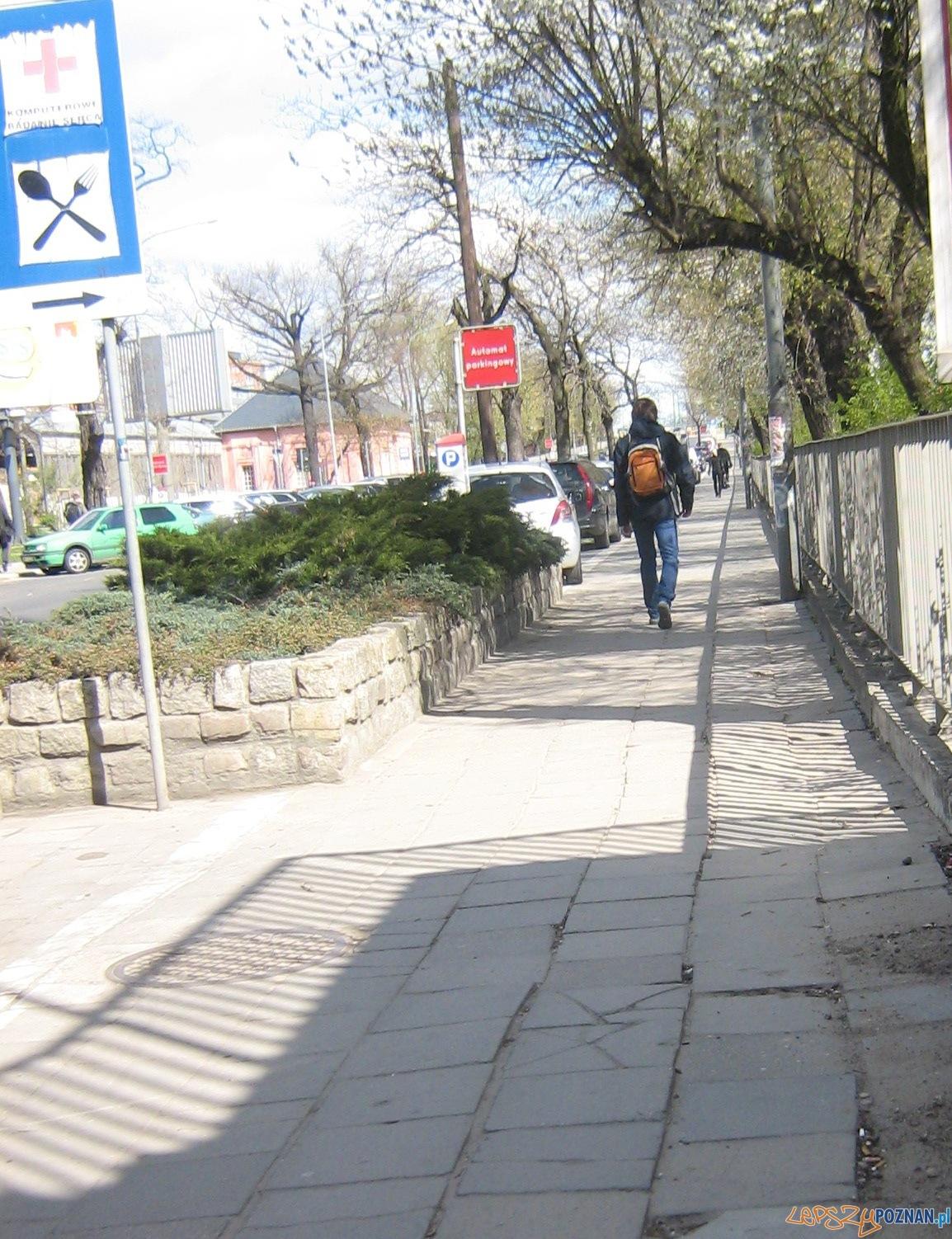 ulica Dworcowa  Foto: ZDM