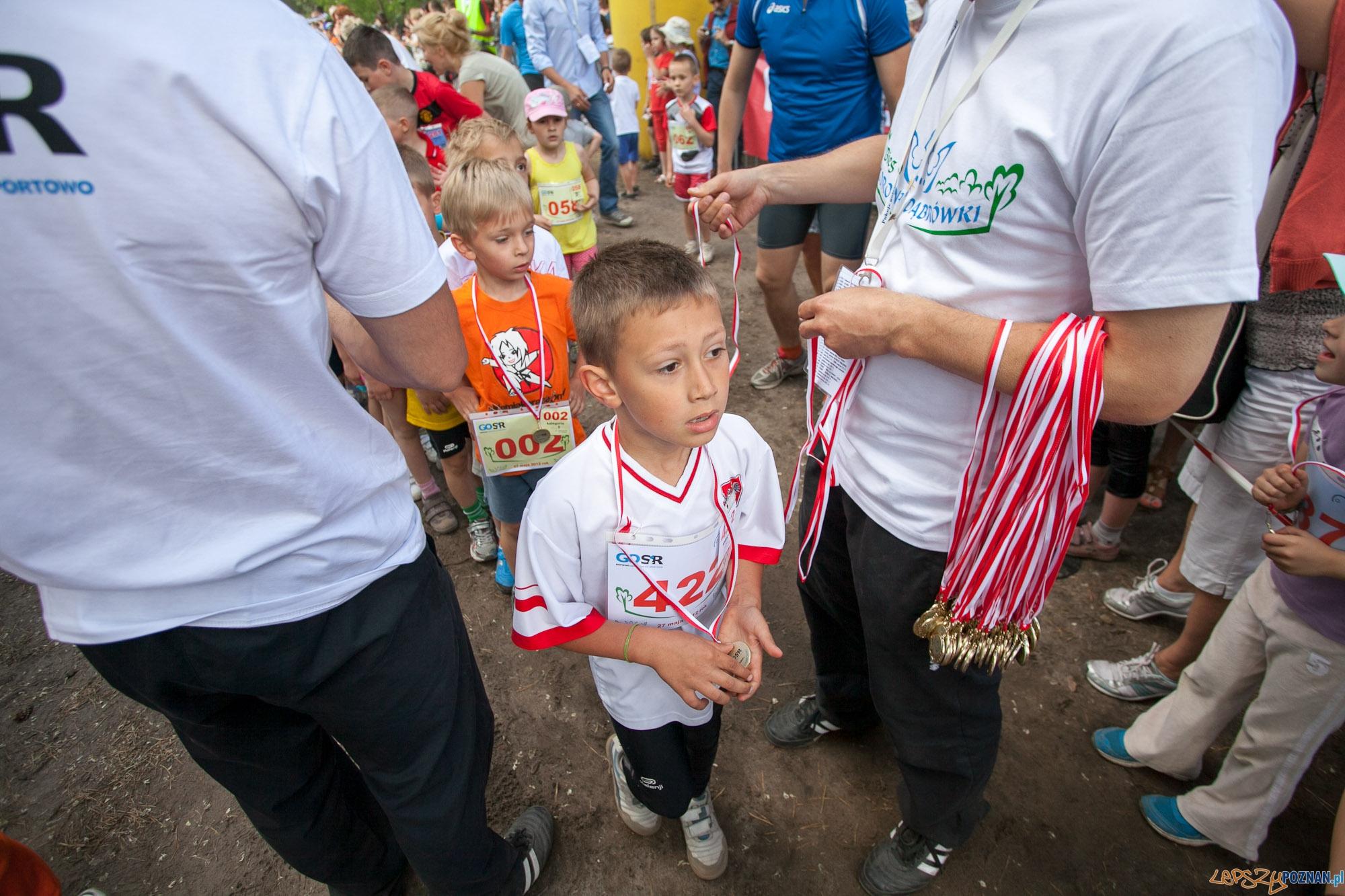 Biegi dziecięce  Foto: Maciej Nowaczyk
